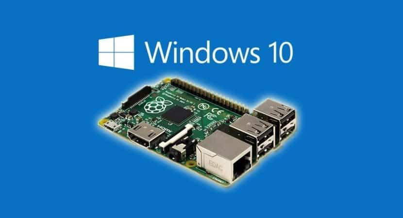 Instalar Windows 10 en Raspberry Pi